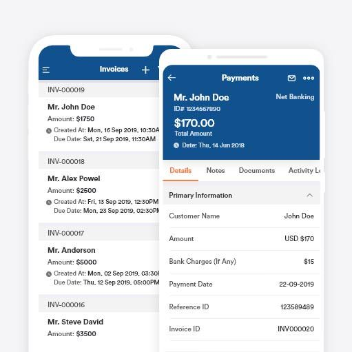 Invoice & payments