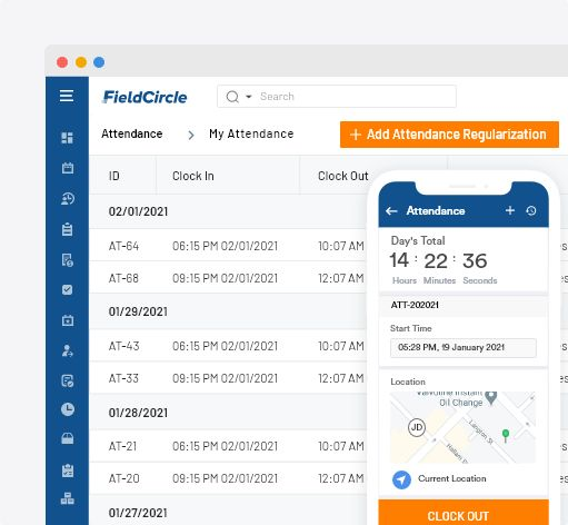 Time-tracking & timesheet