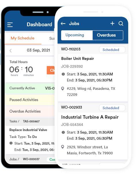 Delivery Management Mobile App Solution